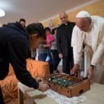 detenuti Papa Francesco