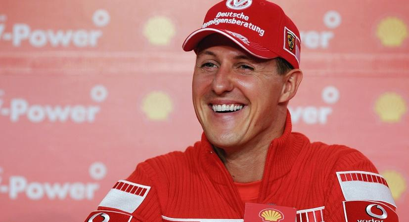 Michael Schumacher oggi salute Ross Brawn