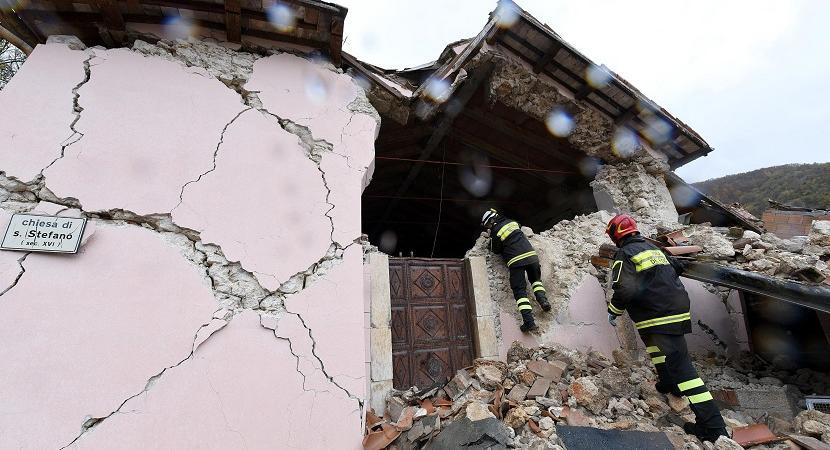 Terremoto sciacalli Perdono di Assisi