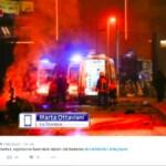 Istanbul Autobombe stadio Besiktas video