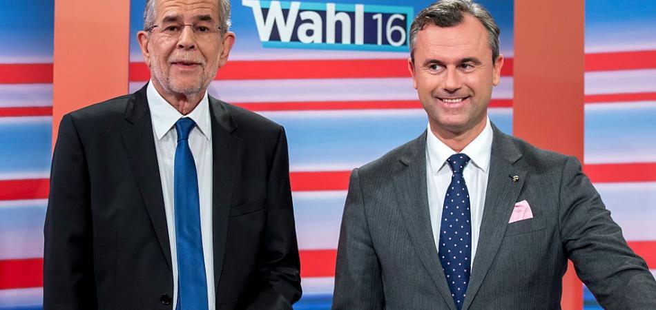 Alexander Van der Bellen vince presidenziali Austria