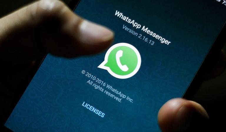 eliminare messaggi inviati whatsapp