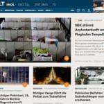 Attentato di Berlino media
