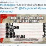 Beppe Grillo Luigi Di Maio sondaggi