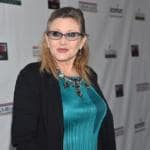 Carrie Fisher infarto