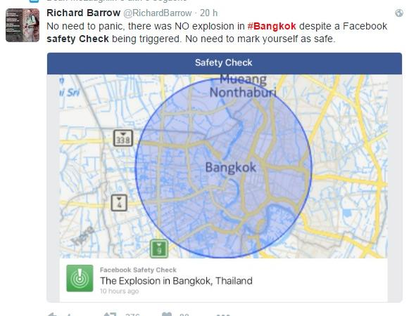 facebook safety check