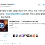 George Michael ricordi