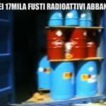 iene fusti radioattivi