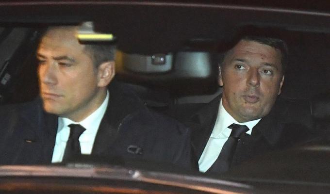 Matteo Renzi elezioni anticipate