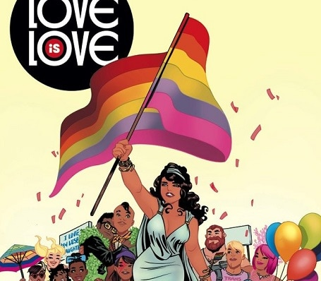 Love is Love fumetto strage Orlando