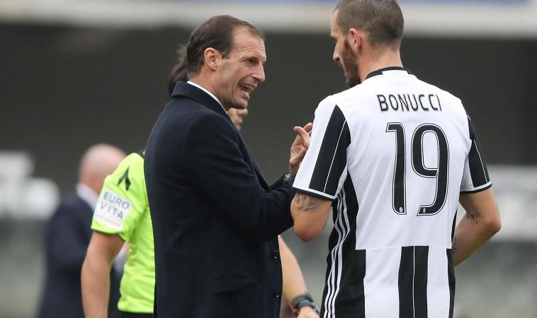 Allegri Bonucci