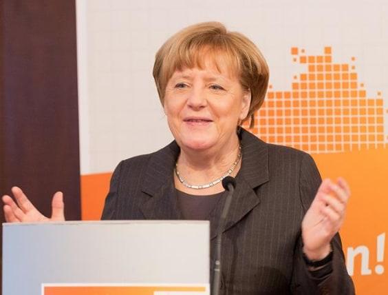 Merkel Europa