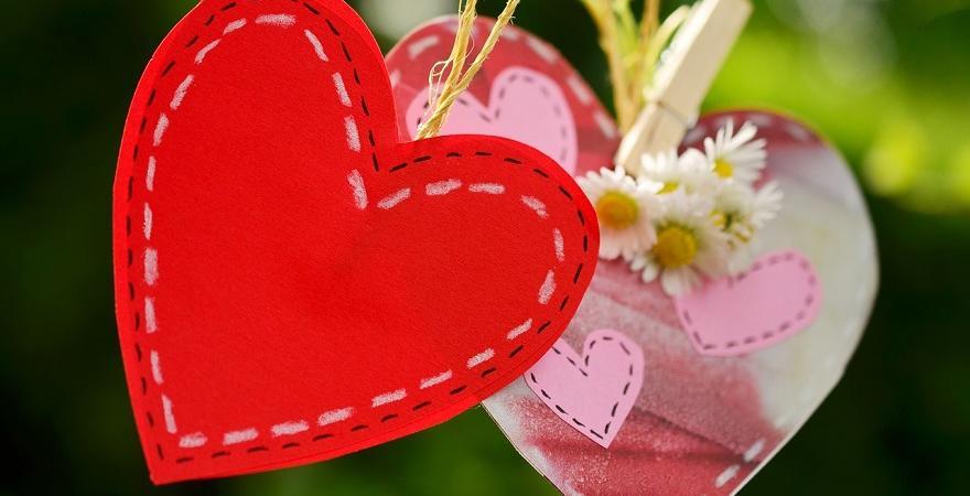 San Valentino DIY Card regalo