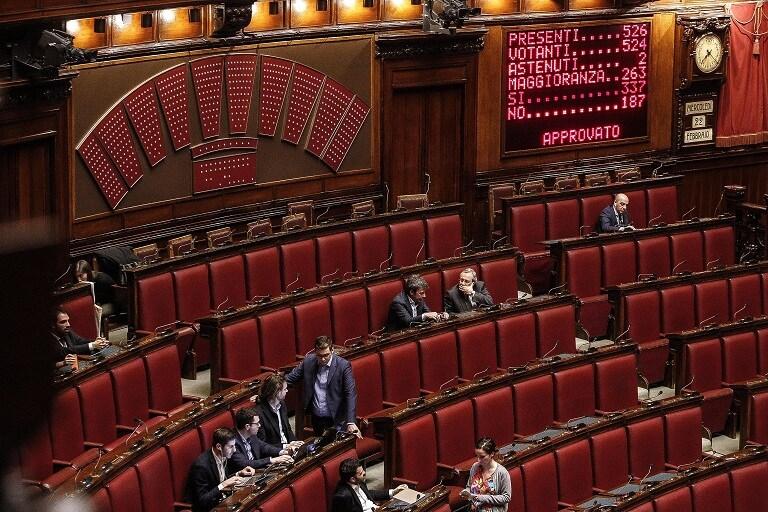 Vitalizi parlamentari le proposte di pd e movimento 5 stelle for Parlamentari 5 stelle elenco