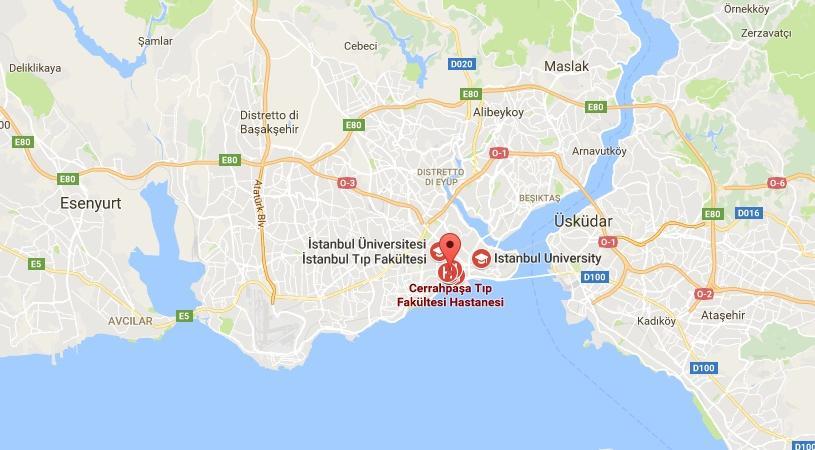 ostaggi ospedale istanbul