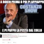maurizio costanzo robbie williams