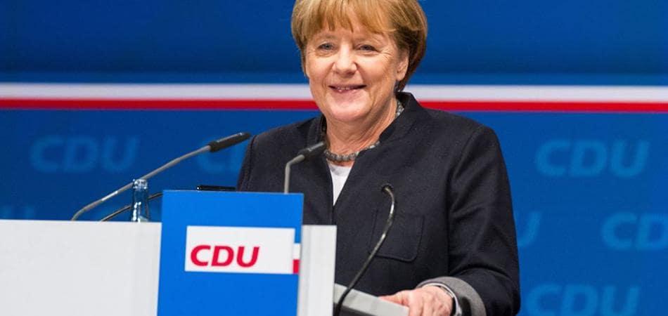 Merkel sondaggi