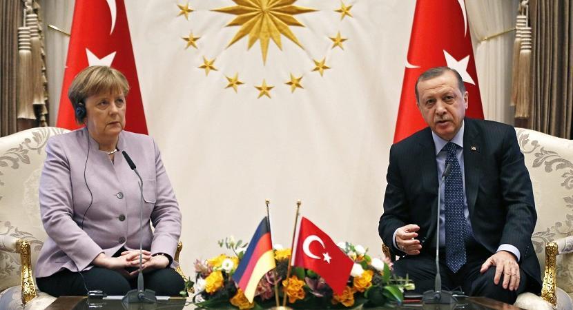 Erdogan Germania