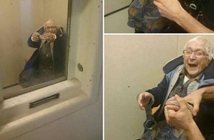 nonna arrestata polizia olandese