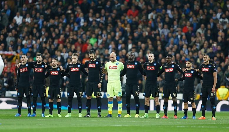Napoli-Real Madrid