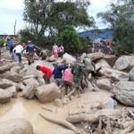 colombia inondazione