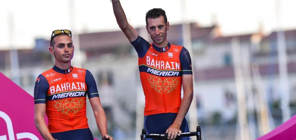 Nibali rinuncia Giro