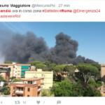 incendio via battistini