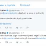 M5S contro Repubblica