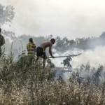 Incendi Messina Vesuvio Roma