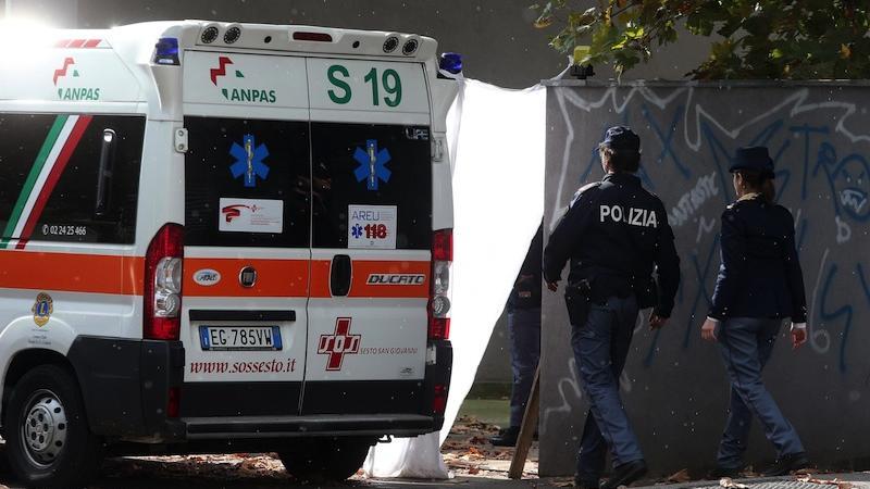 ambulanza staglieno