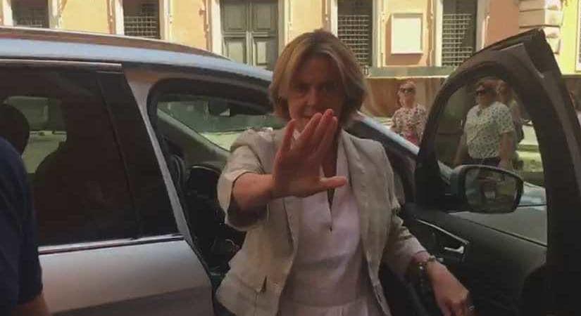 vaccinazione Giulia Innocenzi
