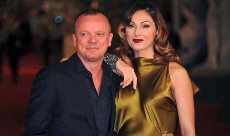 Gigi D'Alessio sposa Anna Tatangelo