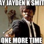 Jayden K Smith