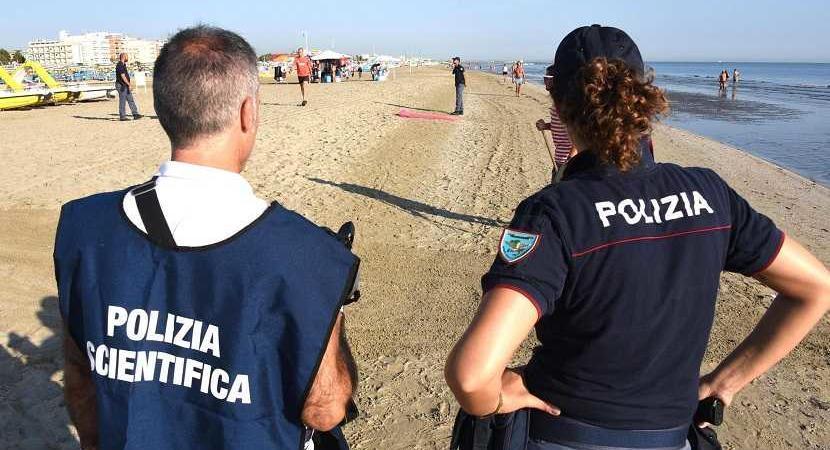 aggressione razzista Rimini