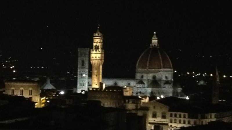 americano accoltellato Firenze