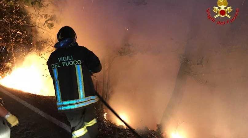 Incendi di Varese