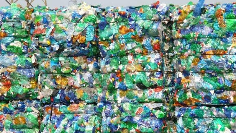 riciclo di rifiuti