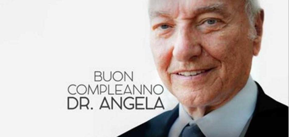 90 anni di Piero Angela