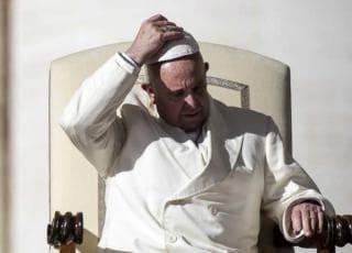 Papa Francesco inferno