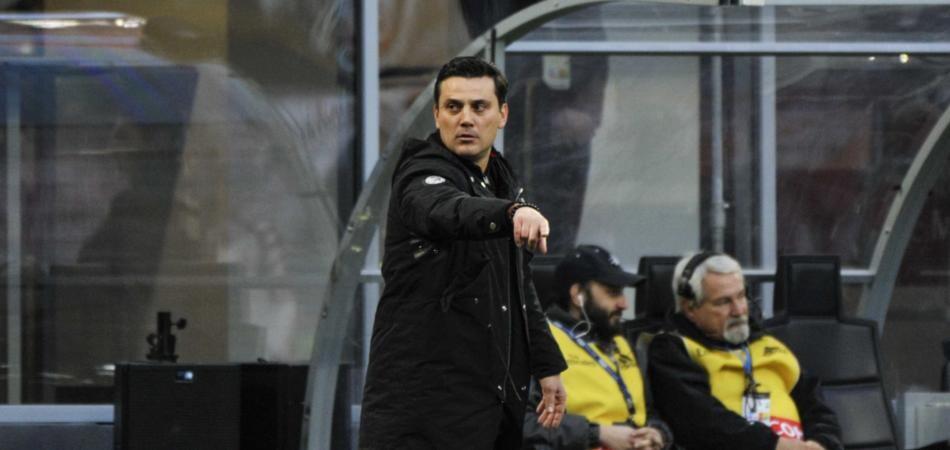 Vincenzo Montella esonerato