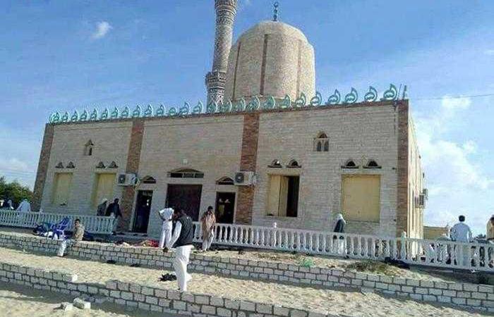 attentato moschea