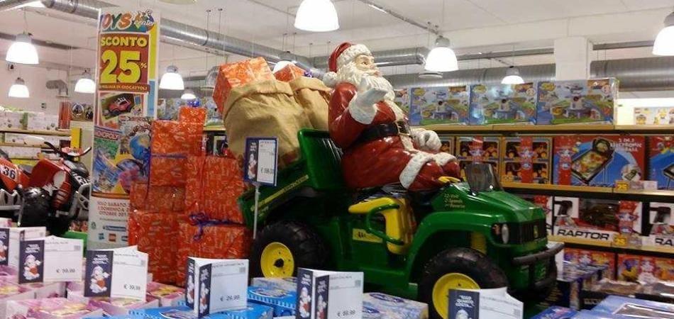 Toys center di Oderzo