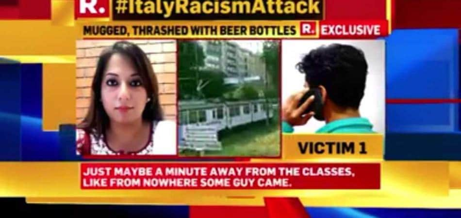 tv indiana italiani razzisti