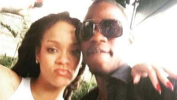 cugino Rihanna