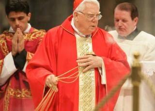 funerale del cardinal Law