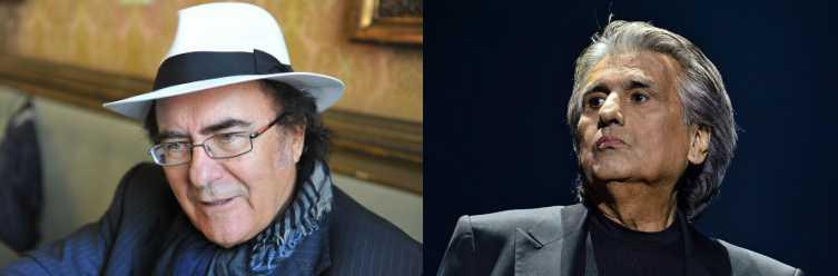 Al Bano Carrisi e Toto Cutugno