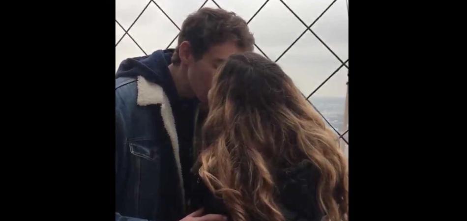 bacio Tour Eiffel
