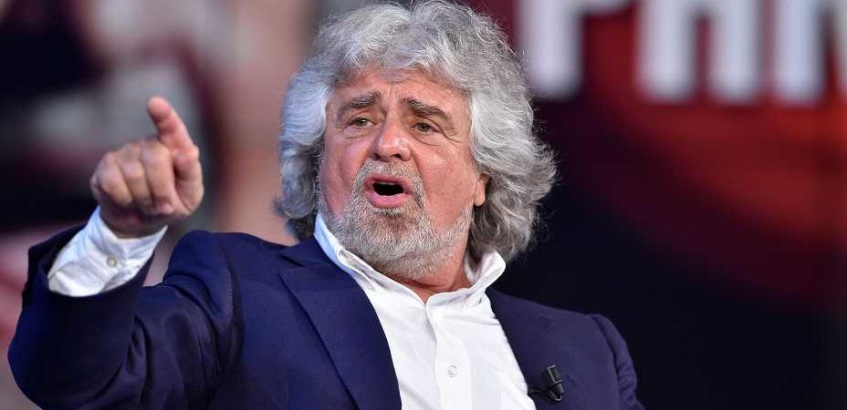 Beppe Grillo donne Movimento