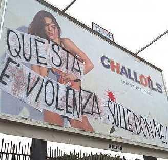 pubblicità sessista