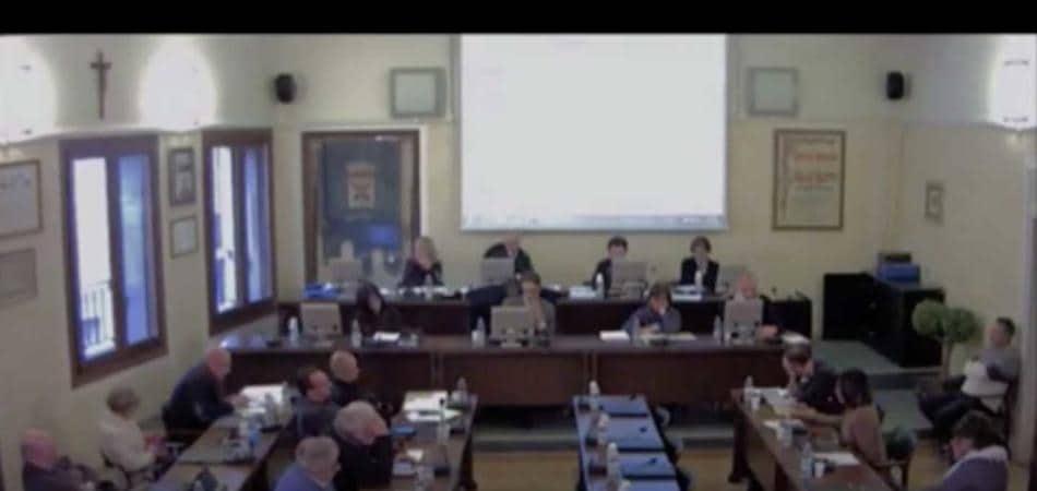consiglio comunale Bussolengo